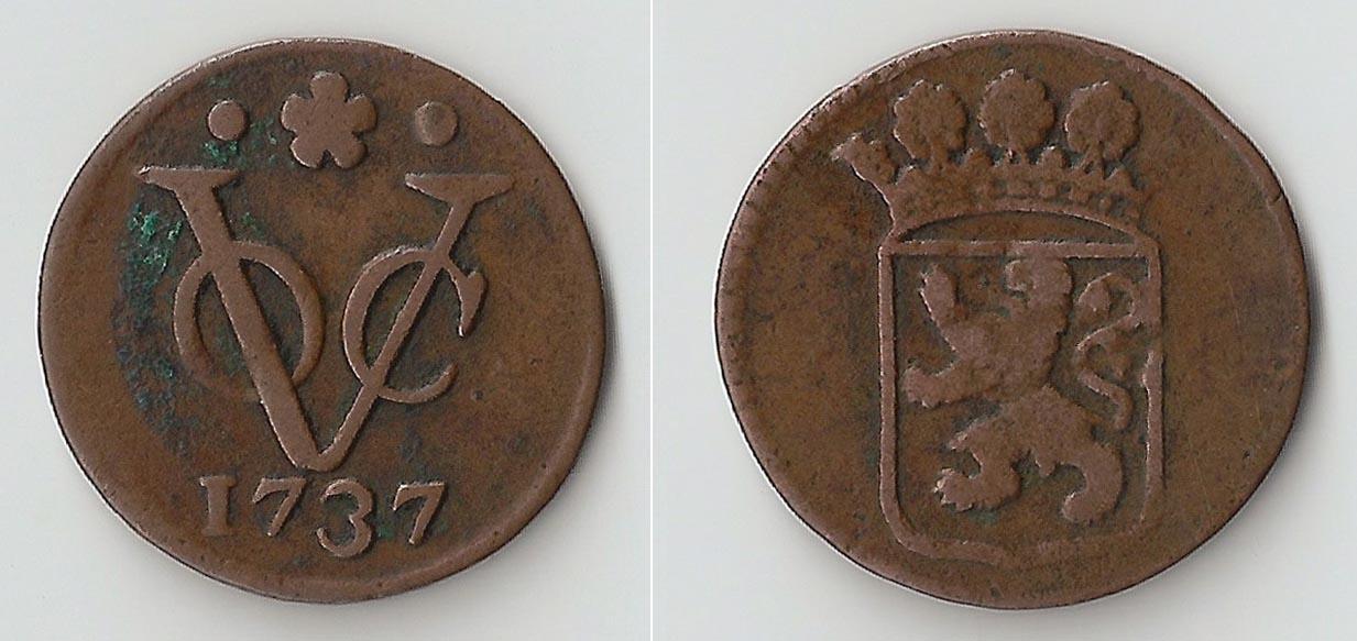 Satu Sen Koin Kuno Seharga Rp 15 Milyar